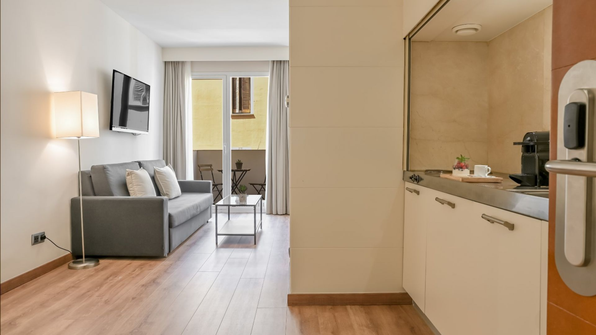 Appartement double