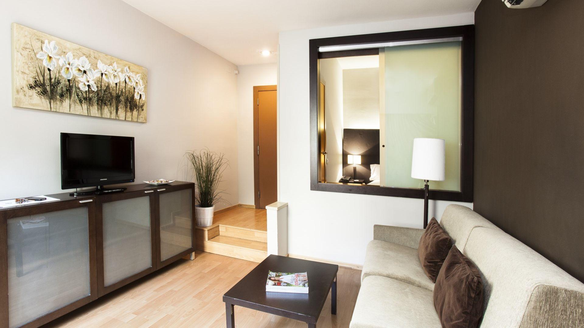 Appartement Quadruple